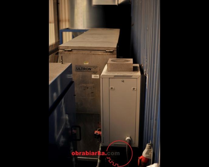 Myjnia ultradźwiękowa ULTRON zanurzeniowa
